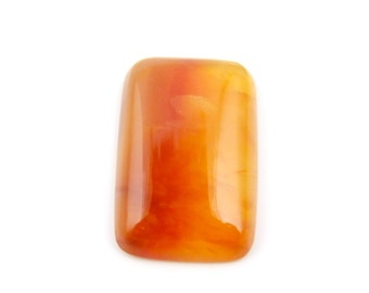 Natural Carnelian Cabochon