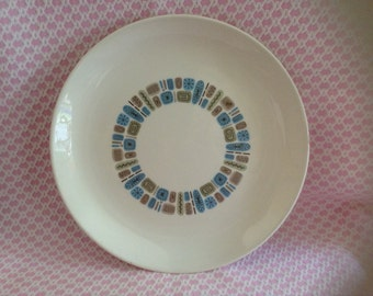 Temporama by Canonsburg Pottery Dinner Plate