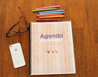Professional agenda