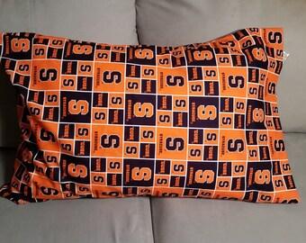 Syracuse University Cotton Pillow Case