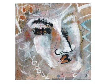 Portrait 20/20 cm (7.87 x 7.87 inches)