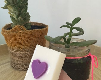 Handmade Shea Butter Scented Soap