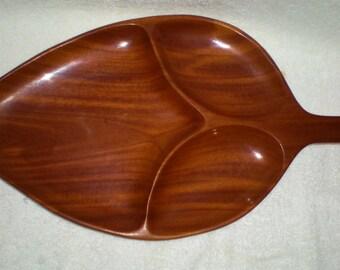 Wood Tray from Haiti