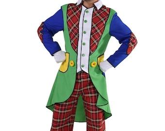 "Summer Sale Circus Clown Costume - ""Pipo"" - Male"