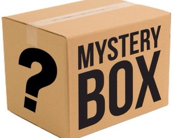 Ultimate Geek Mystery Box!!! Marvel - DC - Star wars and more!!