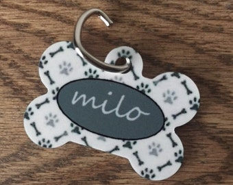 Personalized dog tag, dog tag, custom dog tag, Dog Id, pet tag, Dog Lover