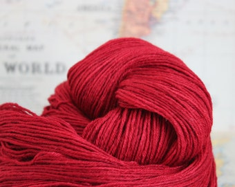 Globetrotter 4ply [New Merino] - St Expedit