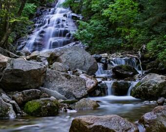 Cloudland Waterfalls