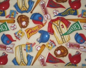 Baseball Pennants Fabric...