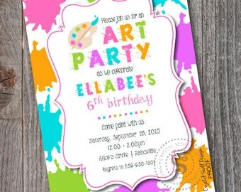 Emoji Birthday Party Invitation Emoji birthday party Emoji