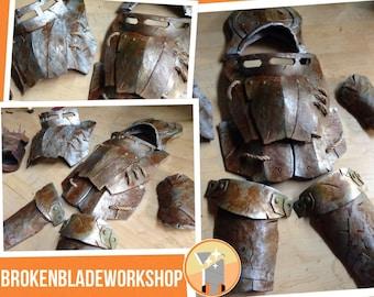 Fallout 4- Custom Metal Armor