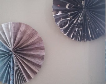 Paper Decor Pinwheels (set of 5)