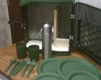 20 litre jerry can picnic set