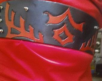 Sith belt Version 2