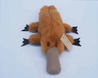 Platypus Glove Puppet