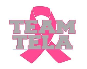 Team Tela shirt