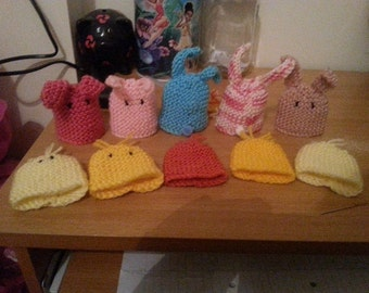 Easter Bunnies and Chicks