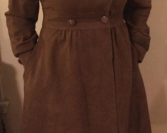 Vintage 1960's Mad Men Style Coat