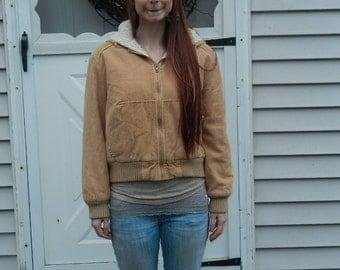 Corduroy Winter Jacket
