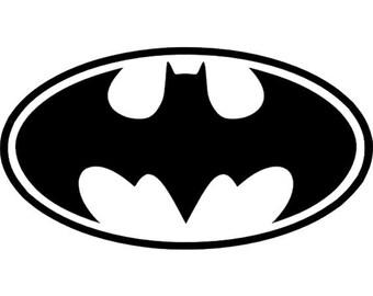 Batman SUPERHERO Dark Knight DC Comics Vinyl Sticker Decal Car WINDOW Wall Art Decor