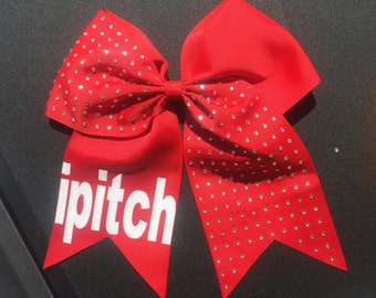 Softball Bow / Cheer Bow / Volleyball Bow / iPitch
