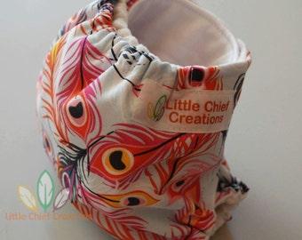 Custom One Size Pocket Diaper