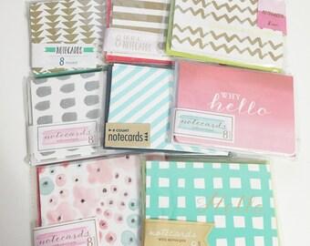 Target One Spot Grab Bag - Notecard Sets
