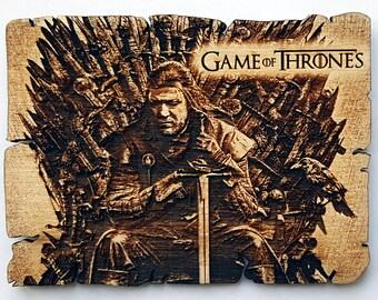 Game of thrones: fridge magnet