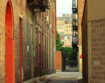 Red Door Alley
