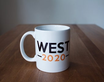 Kanye West 2020 Campaign Mug