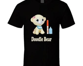 Doodle Bear T Shirt