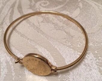 Marc Jacob Disk  Bracelet