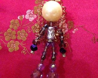 Bead Doll Decoration