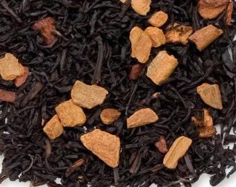 Hot Sweet Cinnamon Black Tea
