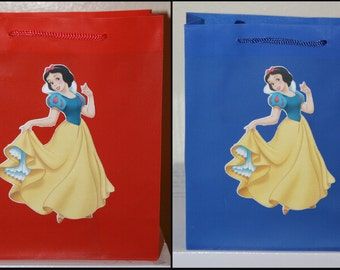 Snow White Favor Bags