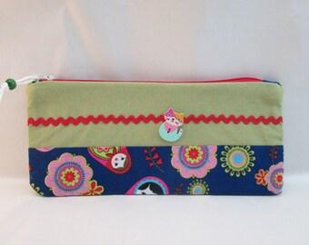 Pen pencil-case Babushka