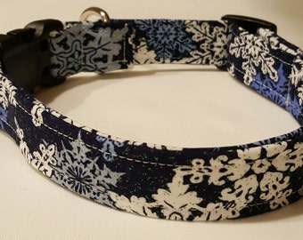 Snowflake Dog Collar