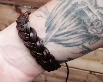 SALE 70% men's Leather Bracelet