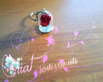 Rumbelle/Rumbelle Keychain keyring