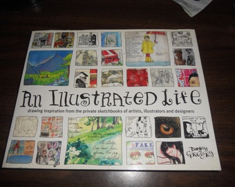 """Book """"An Illistrated life"""" by Gregory"""
