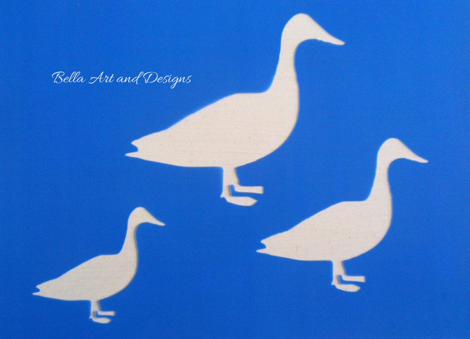 list 3 animal stencils free gift with every order from