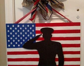 USA Door Hanger