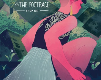 Atalanta and the Footrace Zine