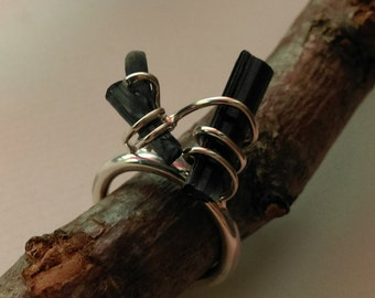Ring with Indicolite