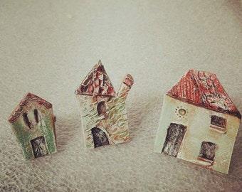 terracotta House ring