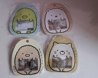 Kawaii/ Cute Sumikko Gurashi sticker flakes