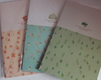 Kawaii/ Cute lined a5 notebook