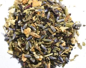 MADAME GREY | Black Tea | Organic | Artisan Blend | Loose Leaf | Tea Bags | Tea Tin | Iced Tea | Eco-Friendly