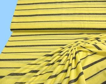 Lighter stripes JERSEY yellow/grey (476678)
