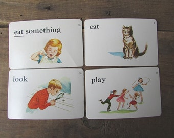 ONE Whitman Sight Word Flashcard Your Choice